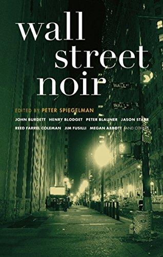9781933354231: Wall Street Noir (Akashic Noir)