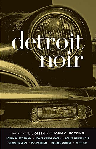 9781933354392: Detroit Noir (Akashic Noir)