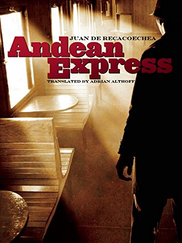 9781933354729: Andean Express