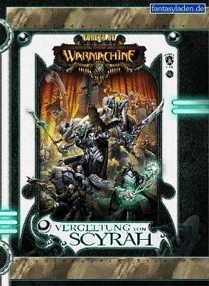 Retribution of Scyrah : Forces of Warmachine