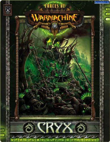 9781933362625: Warmachine Forces of Cryx (SC)