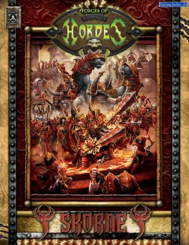 9781933362694: Forces of Hordes: Skorne