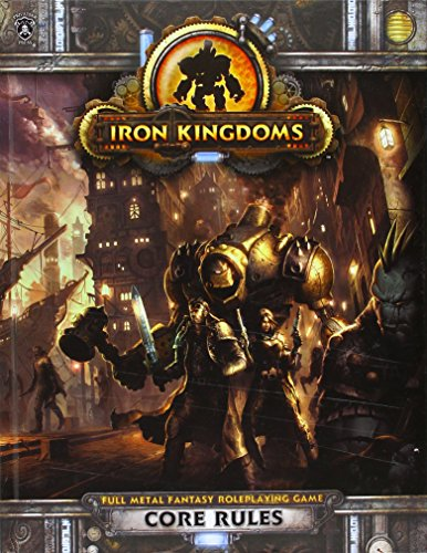 9781933362892: Iron Kingdoms RPG Core Rules