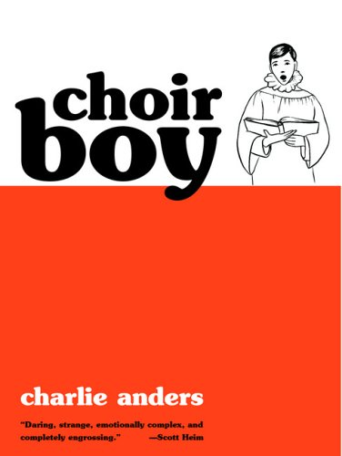 9781933368474: Choir Boy
