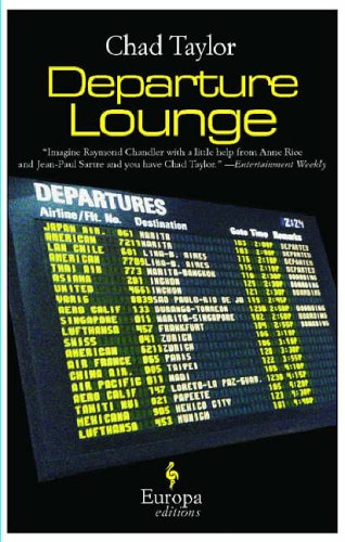 9781933372099: DEPARTURE LOUNGE