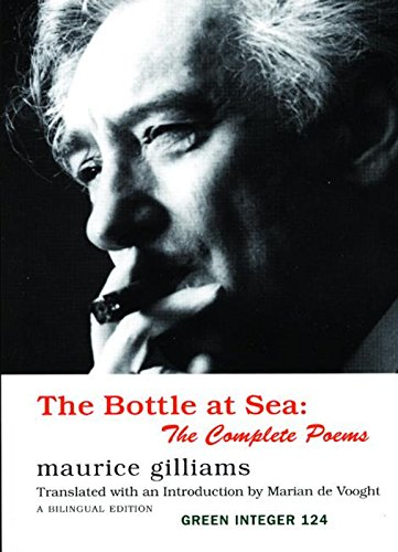 9781933382821: The Bottle at Sea: The Complete Poems (Green Integer)