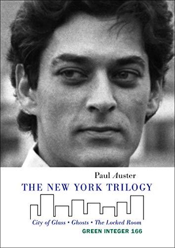 9781933382883: The New York Trilogy (Green Integer)