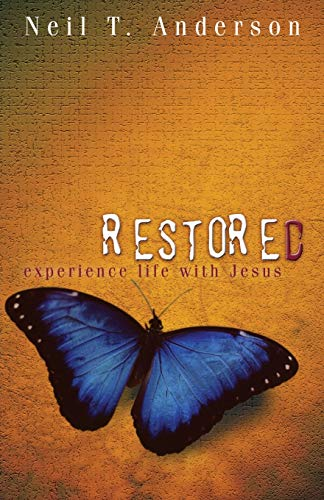 9781933383392: Restored - Experience Life with Jesus