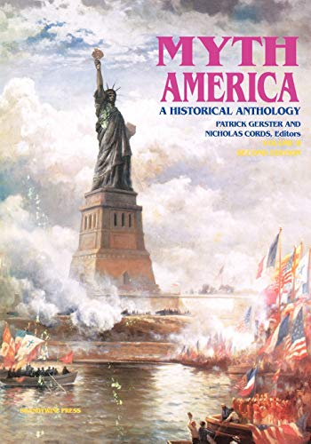 9781933385136: Myth America: A Historical Anthology, Volume 2