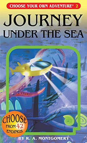 9781933390024: Journey Under the Sea (Choose Your Own Adventure #2)