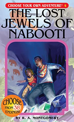 9781933390048: The Lost Jewels of Nabooti (Choose Your Own Adventure #4)