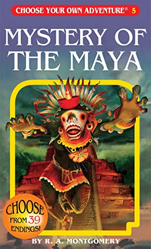 9781933390055: Mystery of the Maya (Choose Your Own Adventure #5)