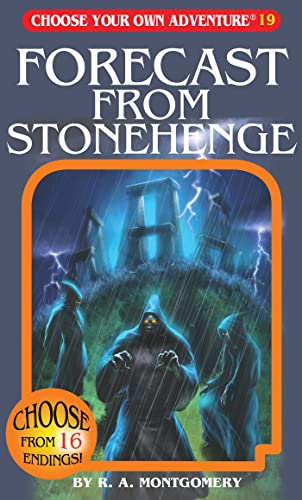 Forecast From Stonehenge (Choose Your Own Adventure #19): R. A. Montgomery