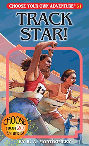 9781933390314: Track Star! (Choose Your Own Adventure #31)