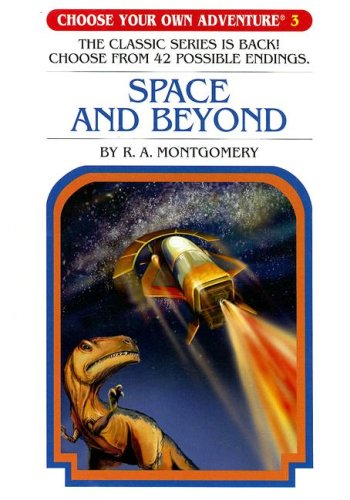 9781933390437: Space And Beyond (Choose Your Own Adventure)