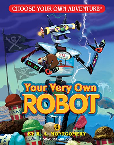 9781933390529: Your Very Own Robot (Choose Your Own Adventure - Dragonlark)