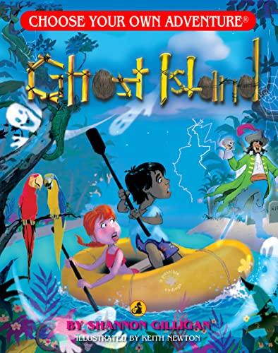 Ghost Island (Choose Your Own Adventure: Dragonlarks): Gilligan, Shannon