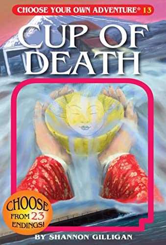 9781933390703: Cup of Death (Choose Your Own Adventure)