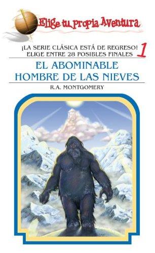 9781933390727: El Abominable Hombre de Las Nieves (Elige Tu Propia Aventura)