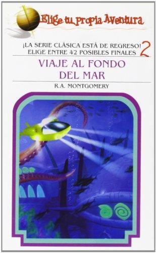 9781933390734: Viaje Al Fondo del Mar (Elige Tu Propia Aventura)
