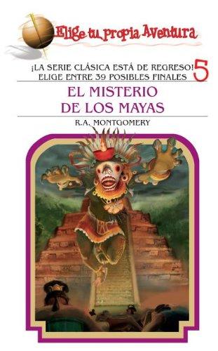 9781933390840: El Misterio de Los Mayas (Elige Tu Propia Aventura) (Spanish Edition)