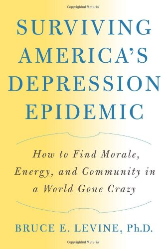 9781933392714: Surviving America's Depression Epidemic: How to Find Morale, Energy, and Community in a World Gone Crazy