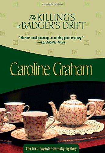 The Killings at Badger's Drift (Inspector Barnaby): Graham, Caroline