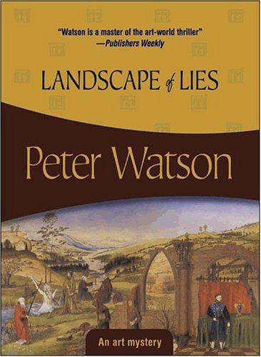 9781933397184: Landscape of Lies (Felony & Mayhem Mysteries)