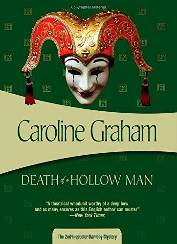 Death of a Hollow Man: The 2nd Inspector Barnaby Mystery: Graham, Caroline