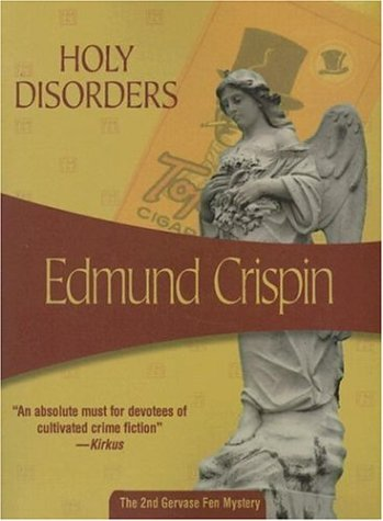 9781933397283: Holy Disorders (Gervase Fen Mysteries)