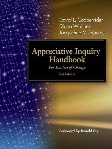 9781933403199: Appreciative Inquiry Handbook: For Leaders of Change