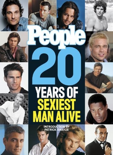 9781933405025: People: 20 Years of Sexiest Man Alive