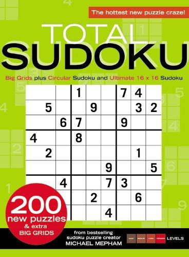 9781933405285: Total Sudoku
