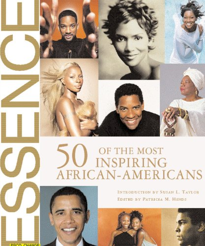 Essence: 50 of the Most Inspiring African-Americans: Hinds, Patricia M.,
