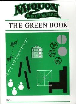 9781933407135: Miquon Math Lab Materials: The Green Book