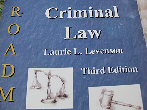 9781933408163: Criminal Law Roadmap