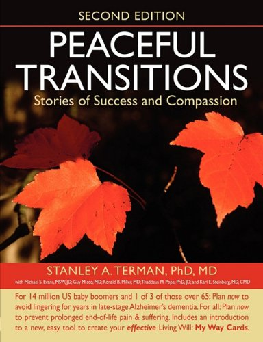 9781933418193: Peaceful Transitions: Stories of Success and Compassion