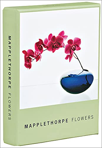 9781933427041: Mapplethorpe Flowers: Notecard Boxes -- a stationery flip-top box filled with 20 Notecards perfect for Greetings, Birthdays or Invitations