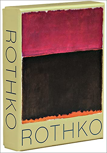 Mark Rothko: Notecard Boxes -- A Stationery Flip-Top Box Filled with 20 Notecards Perfect for ...