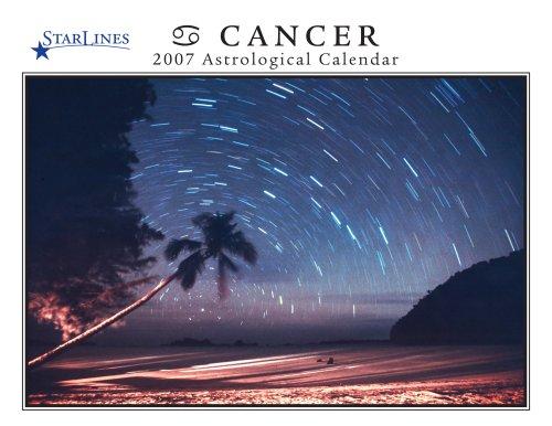 Cancer 2007 StarLines Astrological Calendar: Jeff Adams