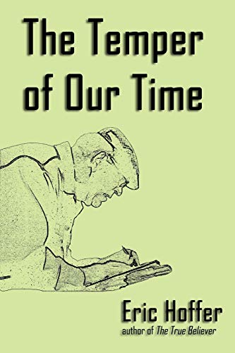 9781933435220: The Temper of Our Time