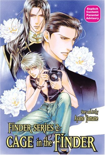 9781933440019: Finder Series 2: Cage in the Finder (Yaoi)