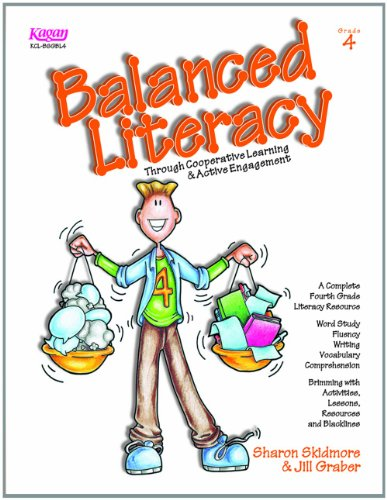 9781933445076: Balanced Literacy Grade 4: Through Cooperative Learning & Active Engagement