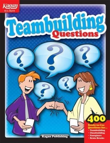 Teambuilding Questions: Miguel Kagan