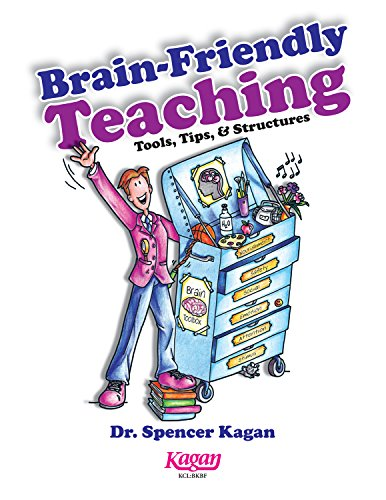 9781933445359: Brain Friendly Teaching: Tools, Tips & Structures 536pp