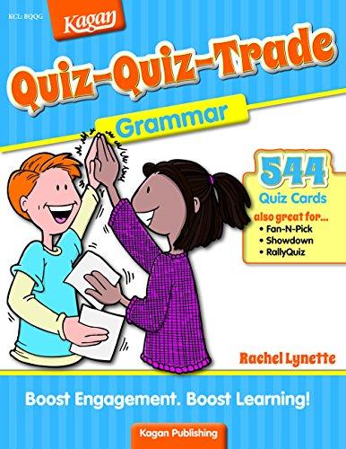 9781933445489: Quiz-Quiz-Trade: Grammar
