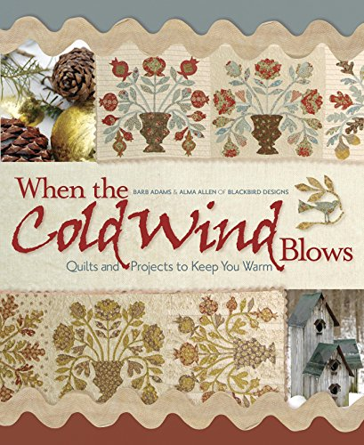 When The Cold Wind Blows: Quilts And: Adams, Barb/ Allen,