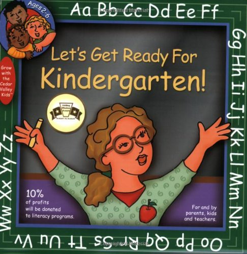 9781933476001: Let's Get Ready for Kindergarten! (Let's Get Ready Series)