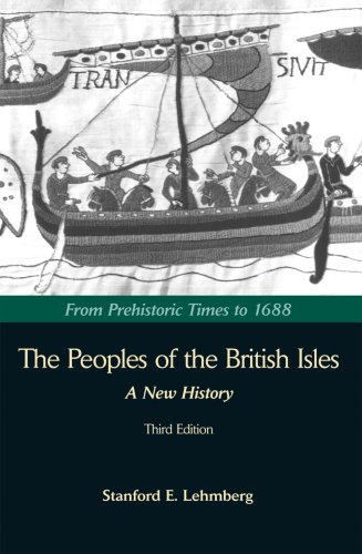 9781933478012: The Peoples of the British Isles: A New History : From Prehistoric Times to 1688
