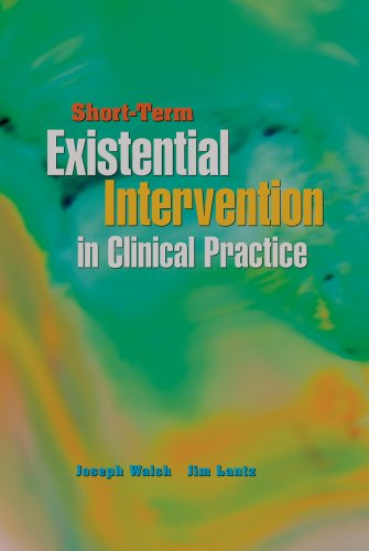 9781933478081: Short-Term Existential Intervention in Clinical Practice
